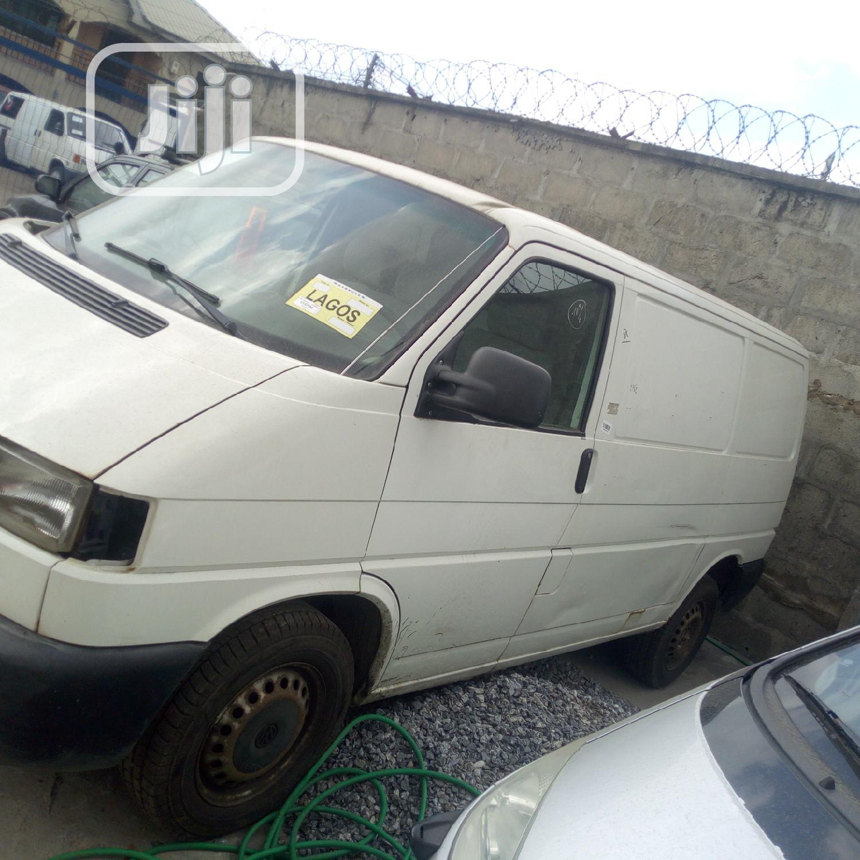 Archive: Volkswagen T4 1996 White