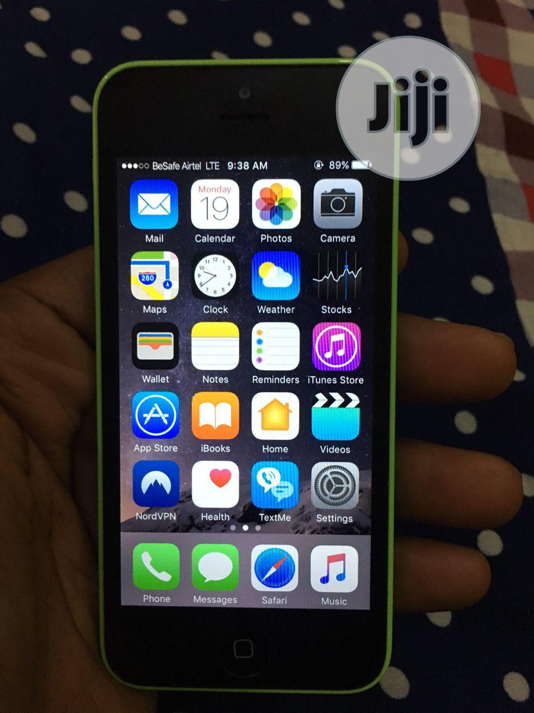 Apple iPhone 5c 16 GB Green | Mobile Phones for sale in Agege, Lagos State, Nigeria