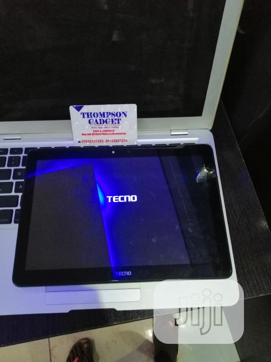 Archive: Tecno DroiPad 10D 16 GB Black