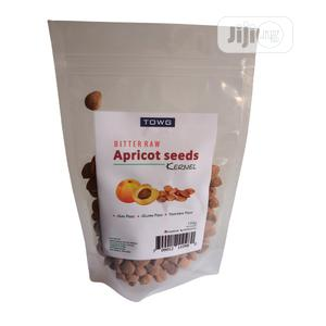 Bitter Raw Apricot Kernel Seeds For Cancer Treatment | Feeds, Supplements & Seeds for sale in Lagos State, Magodo
