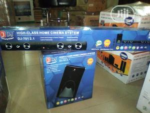 Djack Sound Ber 5.1CH POWERFUL BLUETOOTH DJ 701 Home THEATER   Audio & Music Equipment for sale in Lagos State, Alimosho