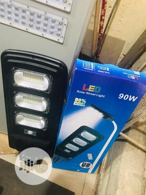 90w All In One Solar Street Light | Solar Energy for sale in Jigawa State, Buji
