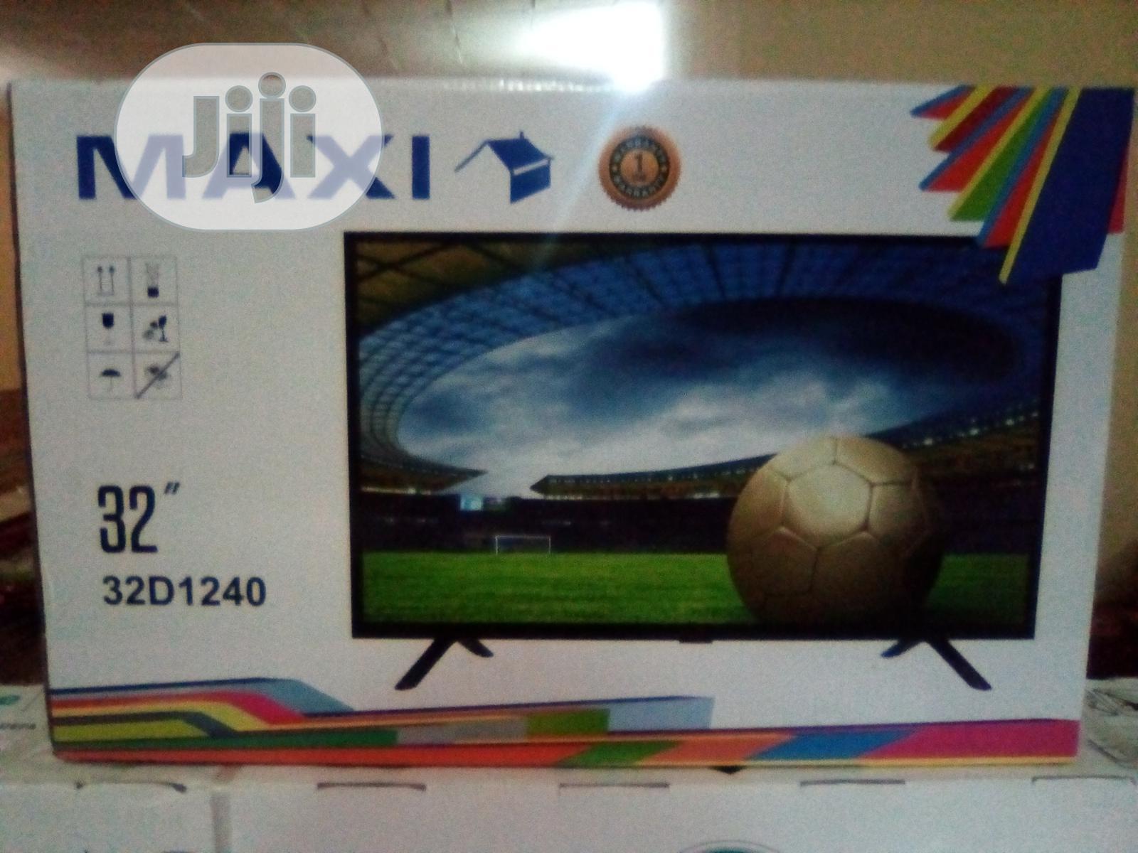 Maxi 32 - Inches HD LED TV D1240