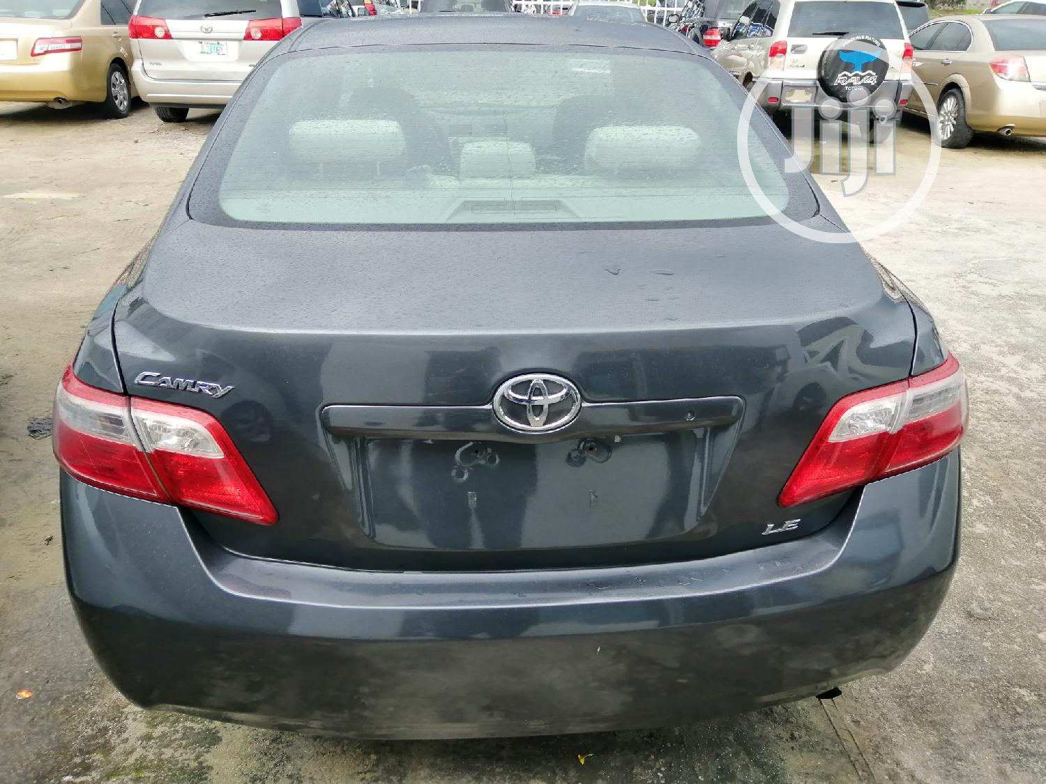 Toyota Camry 2008 Gray | Cars for sale in Port-Harcourt, Rivers State, Nigeria