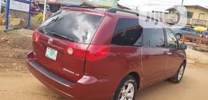 Toyota Sienna 2007 Red | Cars for sale in Osun State, Ilesa