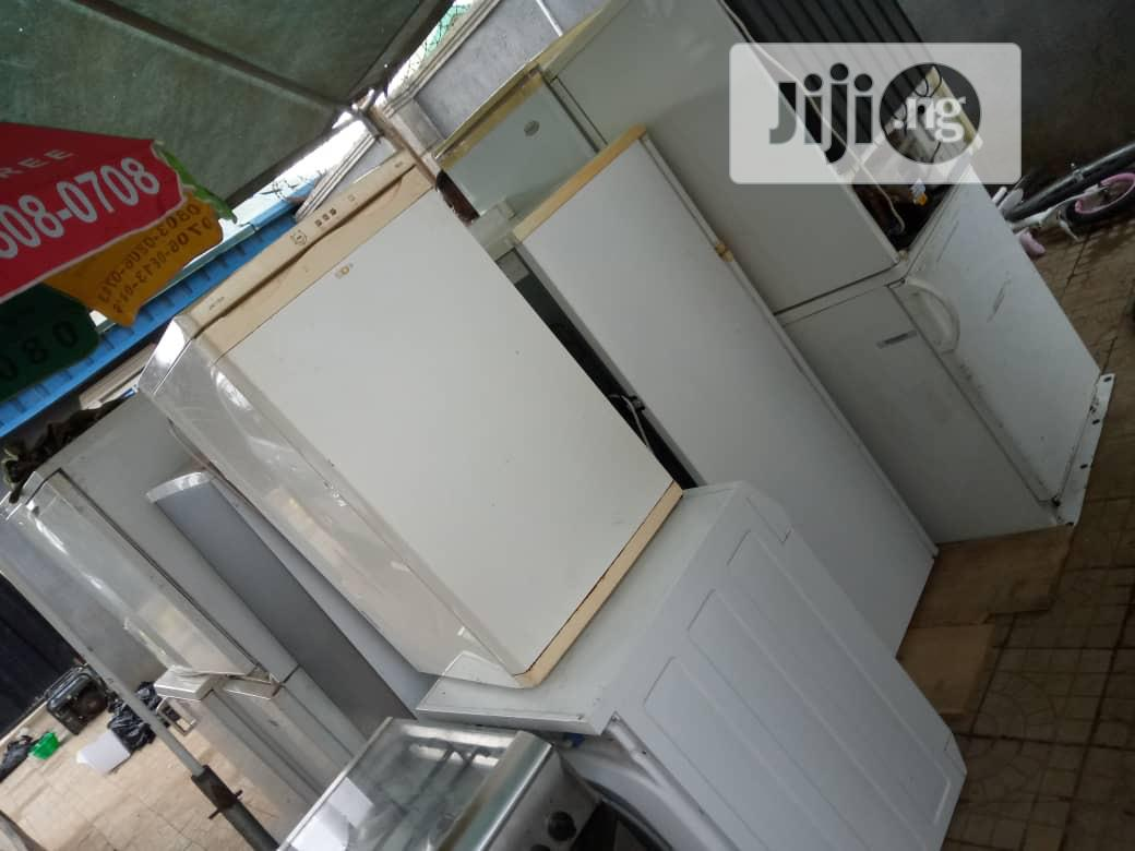 Foreign Used Short Fridges at Affordable Prices | Kitchen Appliances for sale in Ifako-Ijaiye, Lagos State, Nigeria