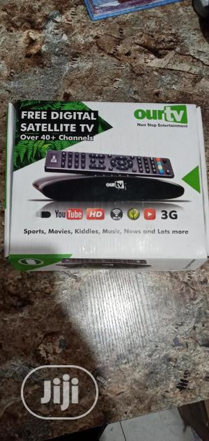 Ourtv Free Digital Satellite TV   Accessories & Supplies for Electronics for sale in Rivers State, Port-Harcourt