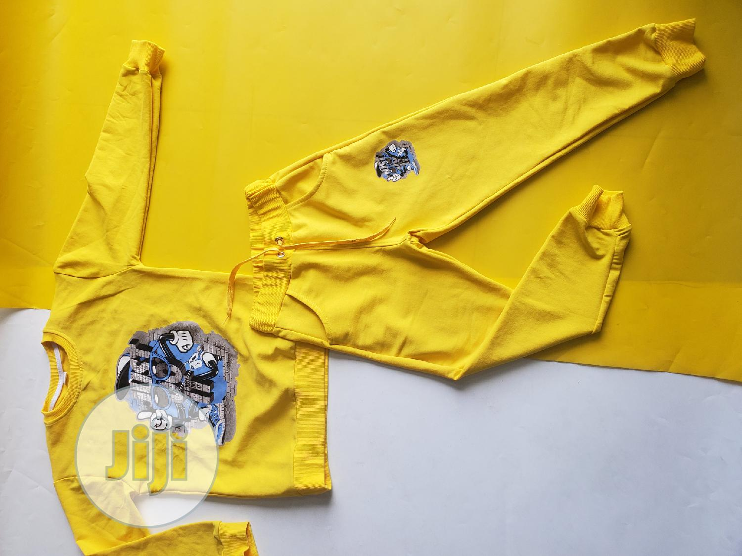 Colorful 2 Piece Set For Kids | Children's Clothing for sale in Lagos Island (Eko), Lagos State, Nigeria