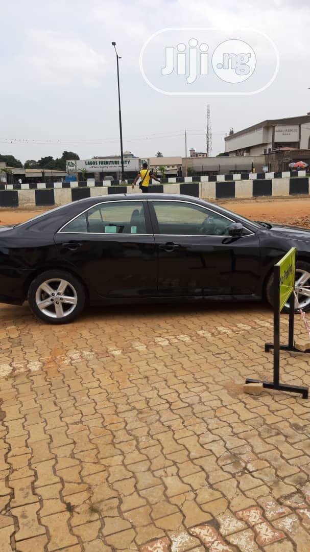Toyota Camry 2014 Black | Cars for sale in Ikeja, Lagos State, Nigeria