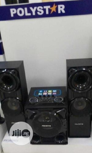 New Polystar Su811 Home Theater 2500w Bluetooth Warranty | Audio & Music Equipment for sale in Lagos State, Ikeja