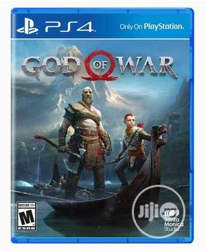 Playstation 4- God of War | Video Games for sale in Lagos State, Ikeja