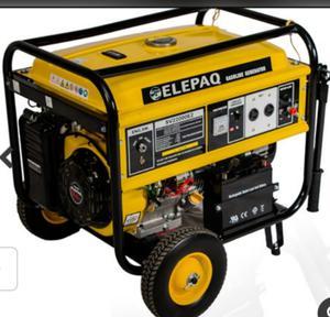 Elepaq 6.5kva Generator   Electrical Equipment for sale in Lagos State, Ojo