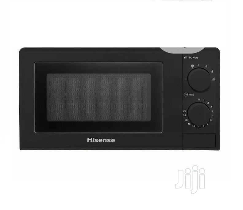 Hisense 20L Microwave Mwo 20mobmg 17-07