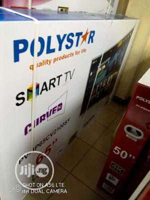 Polyester LED Curve Smart 65inch   TV & DVD Equipment for sale in Lagos State, Apapa