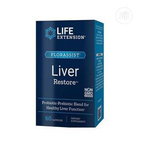 Life Extension Florassist Liver Restore 60 Caps Liver Probio   Vitamins & Supplements for sale in Lagos State, Amuwo-Odofin