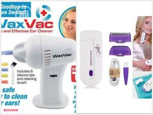 Ear Wax Vac and Hair Remover   Tools & Accessories for sale in Lagos State, Surulere