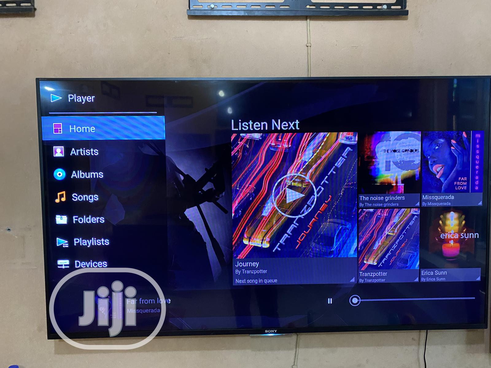 Sony KDL-65W855C Full HD Android TV With X-Reality PRO,   TV & DVD Equipment for sale in Ojo, Lagos State, Nigeria
