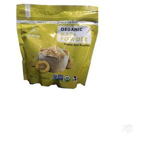 Naturevibe Botanicals USDA Organic Maca Powder 16 Oz 454g | Vitamins & Supplements for sale in Lagos State, Amuwo-Odofin