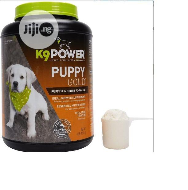 K9power Puppy Gold Nutritional Dietary Puppy Supplement