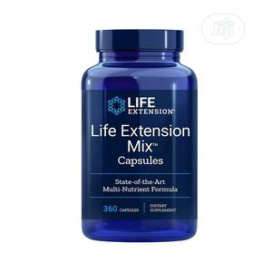 Life Extension Mix Capsules High Potency Vitamin, Mineral,Fr | Vitamins & Supplements for sale in Lagos State, Amuwo-Odofin