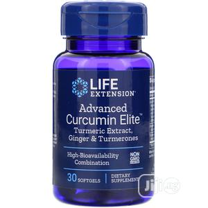 Life Extension Advanced Curcumin Elite Turmeric Extract,Ging | Vitamins & Supplements for sale in Lagos State, Amuwo-Odofin