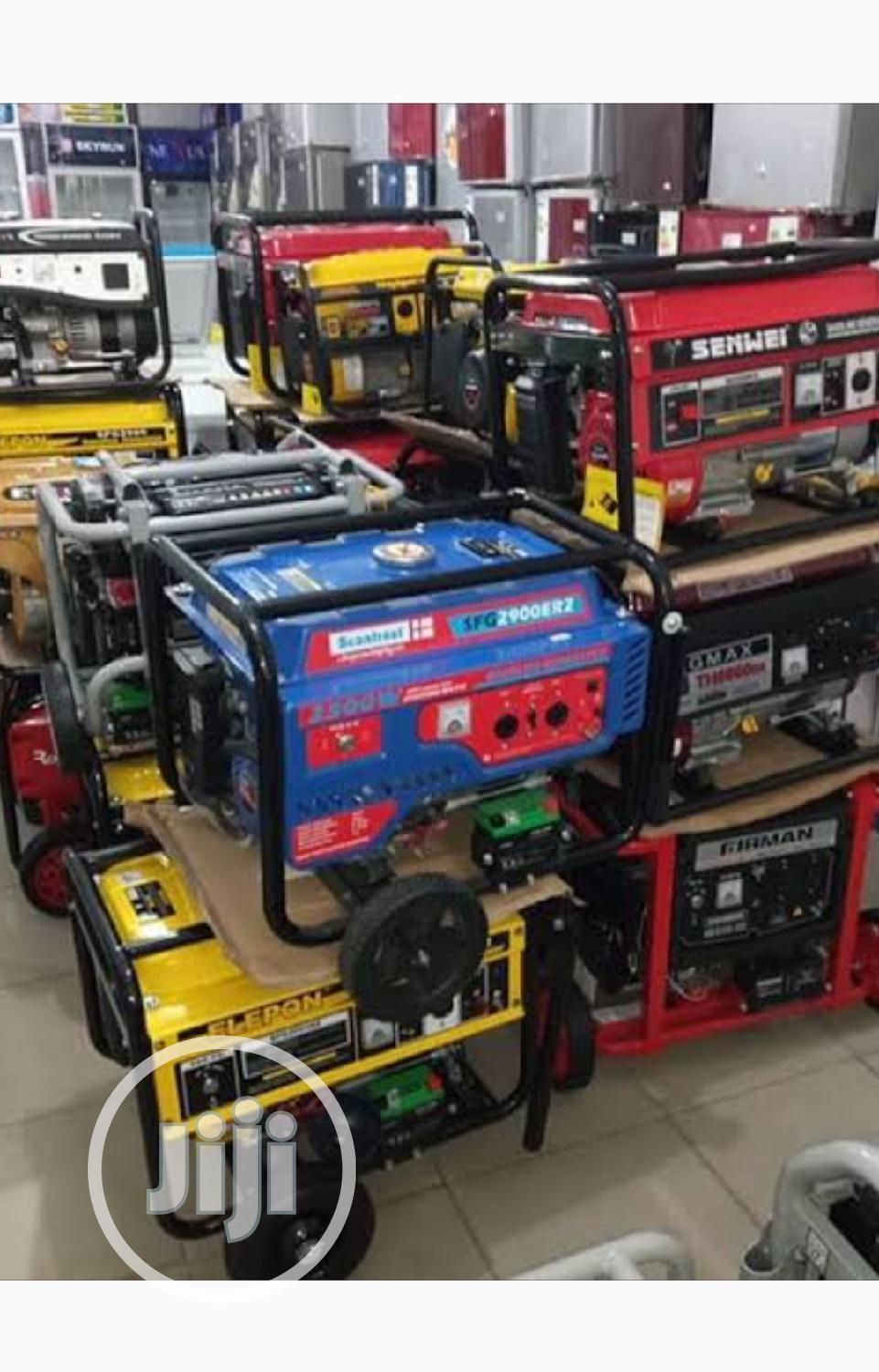 Archive: Elepaq, Sumer Firman Generator Set Available For Sale