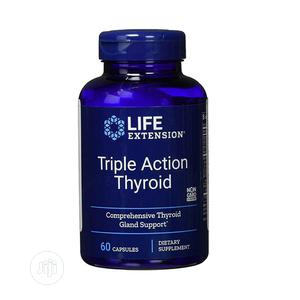 Life Extension Triple Action Thyroid Comprehensive Thyroid G | Vitamins & Supplements for sale in Lagos State, Amuwo-Odofin