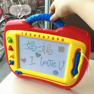 Portable Magnetic Drawing Board   Toys for sale in Lagos State, Ikoyi