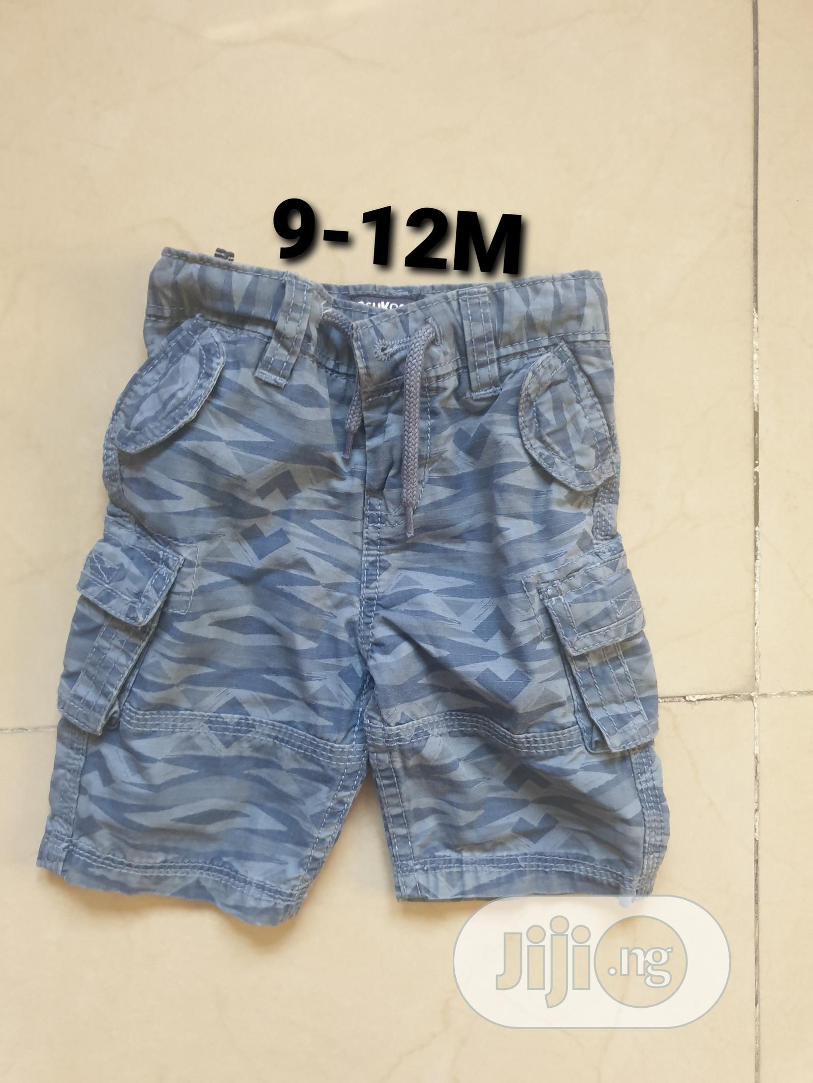 Oshkosh Army Shorts