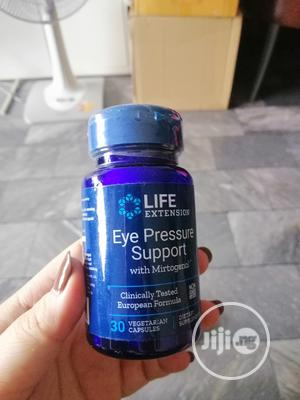 Life Extension Eye Pressure Support With Mirtogenol 120 Mg, | Vitamins & Supplements for sale in Lagos State, Amuwo-Odofin