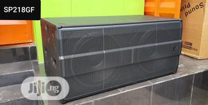 Soundprince Sp218gf Double Subwoofer Heavyweight | Audio & Music Equipment for sale in Lagos State, Ibeju