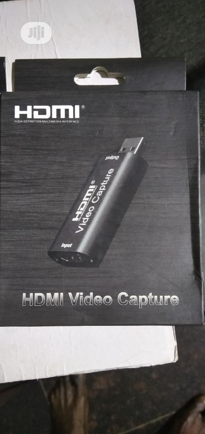 HDMI Video Capture | Computer Accessories  for sale in Ikeja, Lagos State, Nigeria