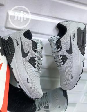 Nike Air Max Grey Sneakers | Shoes for sale in Lagos State, Lagos Island (Eko)