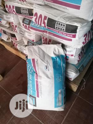 Glue Cement For Tiles | Building Materials for sale in Lagos State, Orile