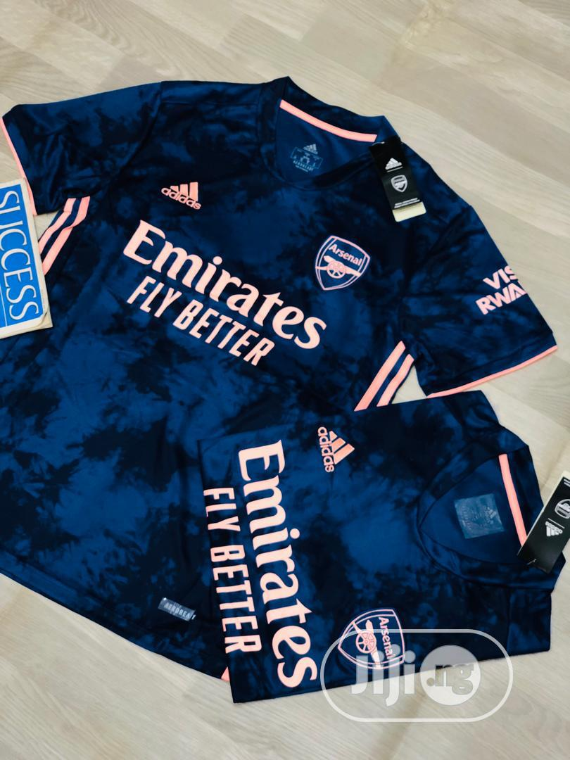 Arsenal Male and Female 3rd Jersey