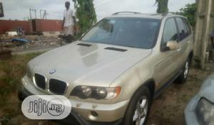 BMW X5 2004 Gold | Cars for sale in Lagos State, Apapa