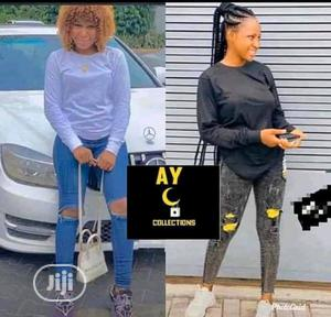 Long Sleeves Plain T Shirts   Clothing for sale in Abia State, Isiala Ngwa