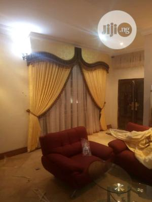 Newest Turkish Curtain Design With Board | Home Accessories for sale in Imo State, Owerri