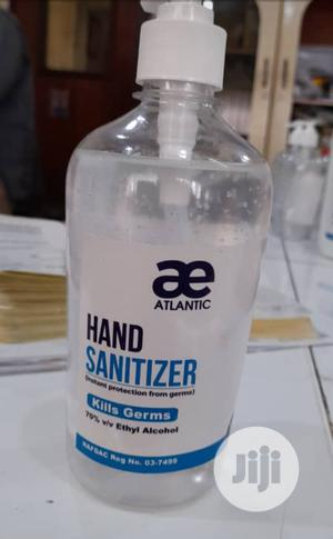 Hand Sanitizer 500ml | Skin Care for sale in Lagos State, Ikeja