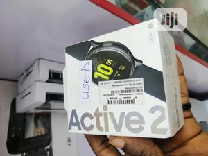 Samsung Galaxy Active 2 Watch Aluminum UK Used   Smart Watches & Trackers for sale in Lagos State, Ikeja