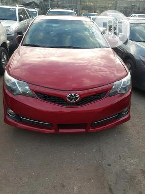 Toyota Camry 2014 Red   Cars for sale in Lagos State, Amuwo-Odofin