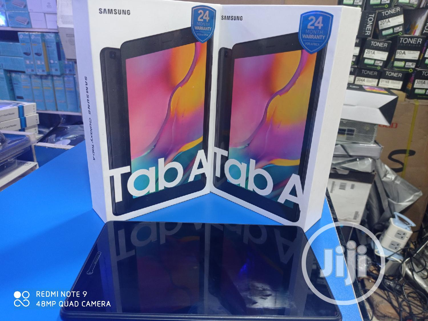 New Samsung Galaxy Tab A 8.0 32 GB Black