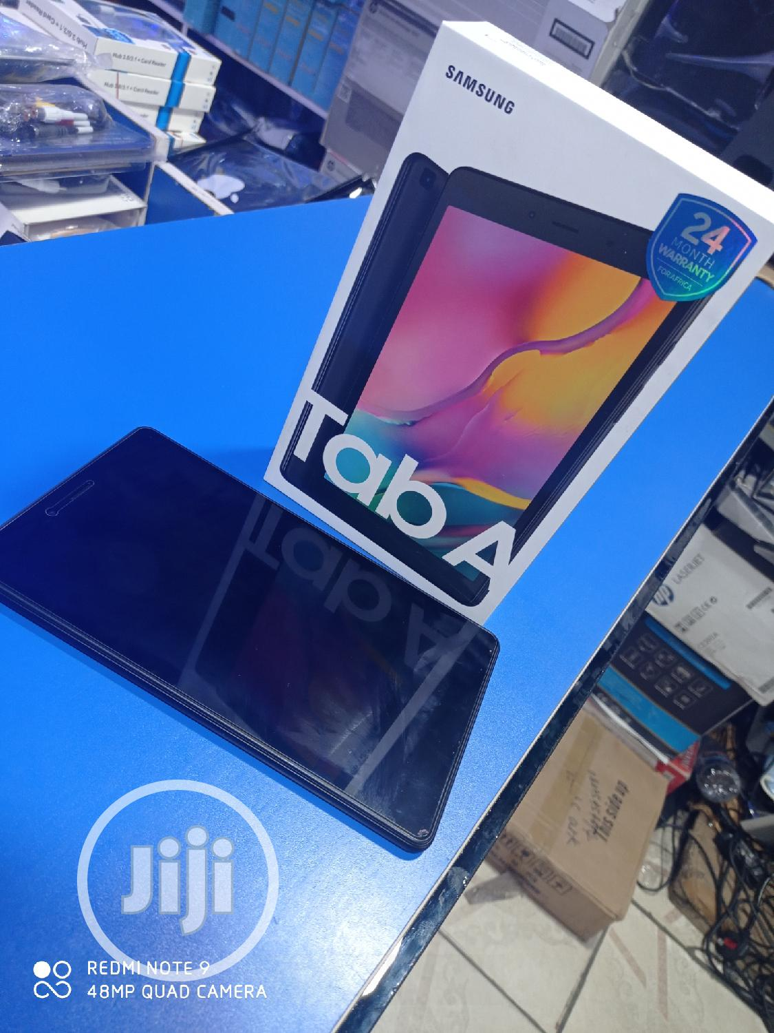 New Samsung Galaxy Tab A 8.0 32 GB Black | Tablets for sale in Port-Harcourt, Rivers State, Nigeria