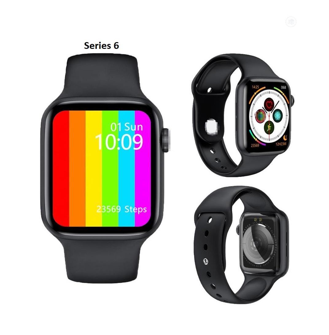 Apple Series 6 Smart Watch Super Copy (W26 Watch 6)