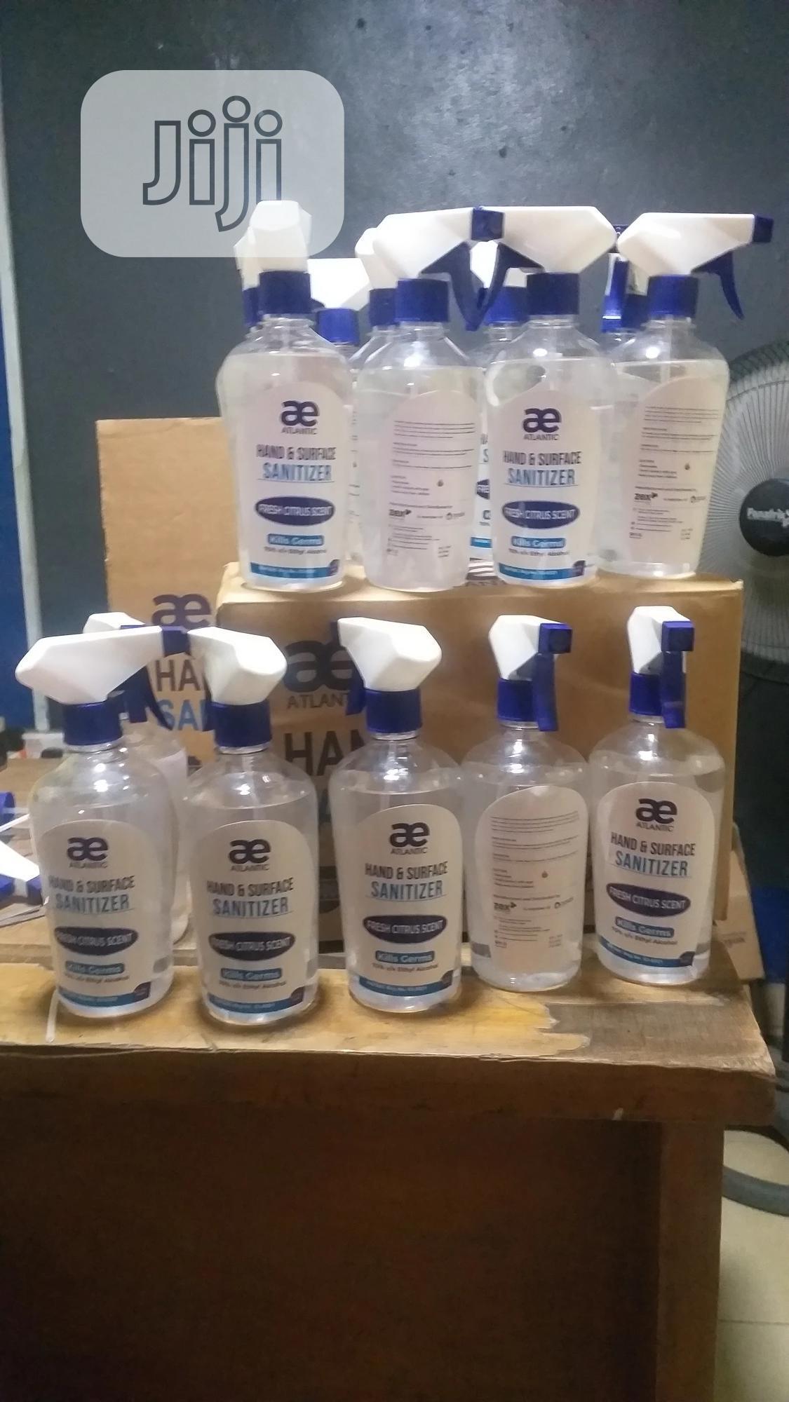Hand Sanitizer(Surface Spray) 500ml