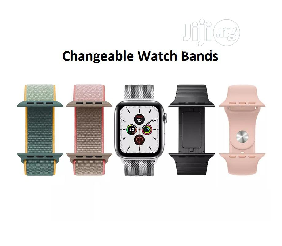 Apple Series 6 Smart Watch Super Copy (W26 Watch 6)   Smart Watches & Trackers for sale in Ikeja, Lagos State, Nigeria