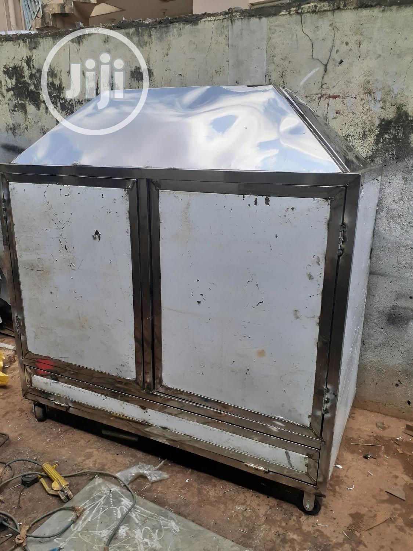 Stainless Fish Smoking Kilns 500g X 700pcs   Farm Machinery & Equipment for sale in Ikeja, Lagos State, Nigeria