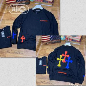 Chrome Hearts Long Sleeve T Shirt | Clothing for sale in Abuja (FCT) State, Gwarinpa