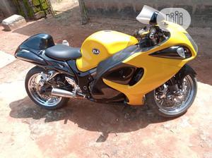 Suzuki Hayabusa 2013 Yellow | Motorcycles & Scooters for sale in Lagos State, Ikeja