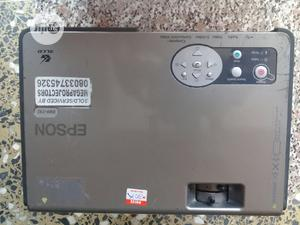 Epson Projector For Sale   TV & DVD Equipment for sale in Rivers State, Port-Harcourt